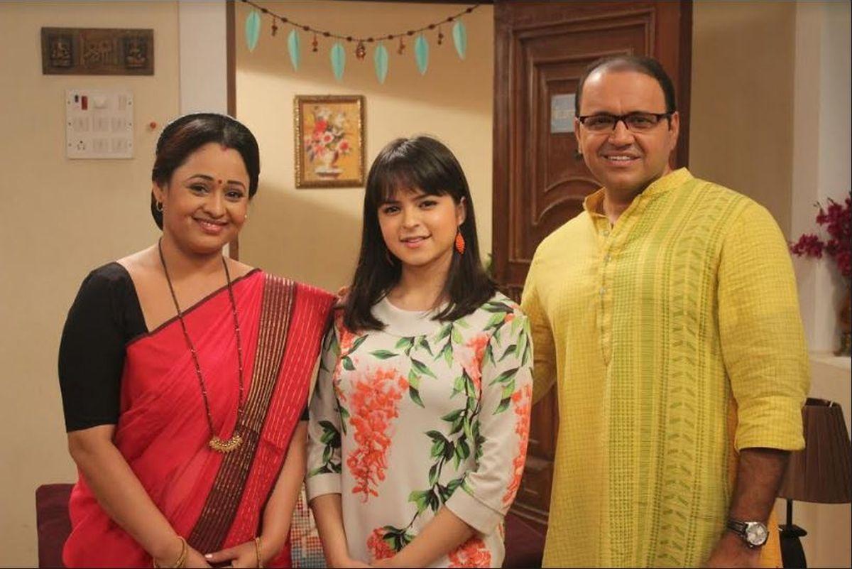 Taarak Mehta ka Ooltah Chashmah, SAB TV, Madhavi, Bhide, Palak Sidhwani, Sonu, Gokuldham Society