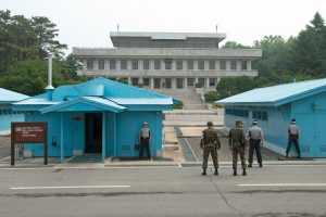 N Korean soldier defects after crossing demilitarized zone, says South