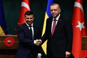 Ukraine, Turkish presidents to hold high-level strategic council meet by year end