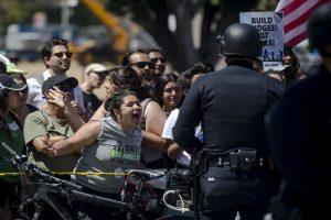 13 arrested, 6 injured after Portland protests descend into violence