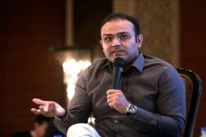 Virender Sehwag hails corona warriors for looking after 'the well being of others'
