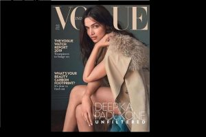 Deepika Padukone in no-makeup look for magazine cover photoshoot
