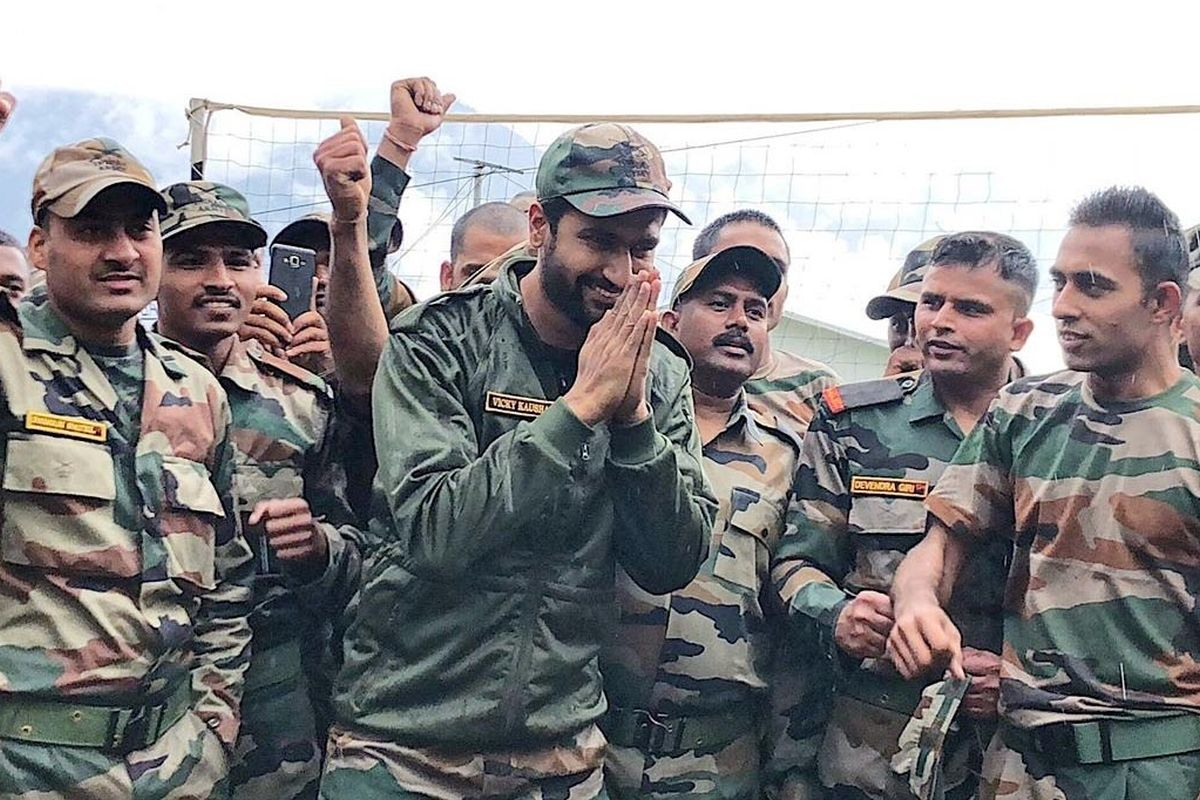 Vicky Kaushal, Indo-Sino border, Karan Johar, Deepika Padukone, Ranbir Kapoor, Arjun Kapoor, Malaika Arora, Shahid Kapoor, Uri: The Surgical Strike, SAD MLA Manjinder Singh Sirsa, Takht, Bhoot Part One-The Haunted Ship, Field Marshal Sam Manekshaw