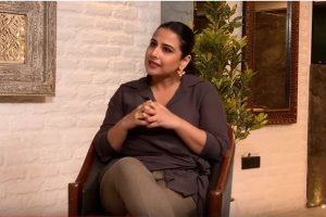 'I come from a middle-class family, have seen my mother juggle': Vidya Balan on her relatable performance factor