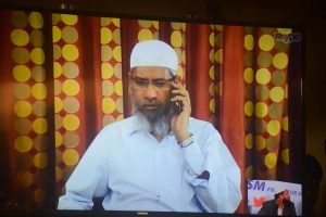 Zakir Naik banned from giving speeches in Malaysia after 'anti-Hindu' remarks