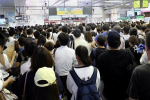 Typhoon Faxai leaves a million without power in Japan