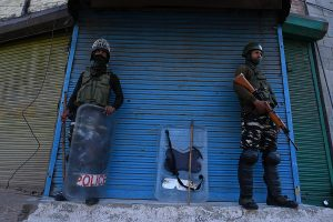Curfew reimposed in Kashmir on Muharram to prevent large gatherings