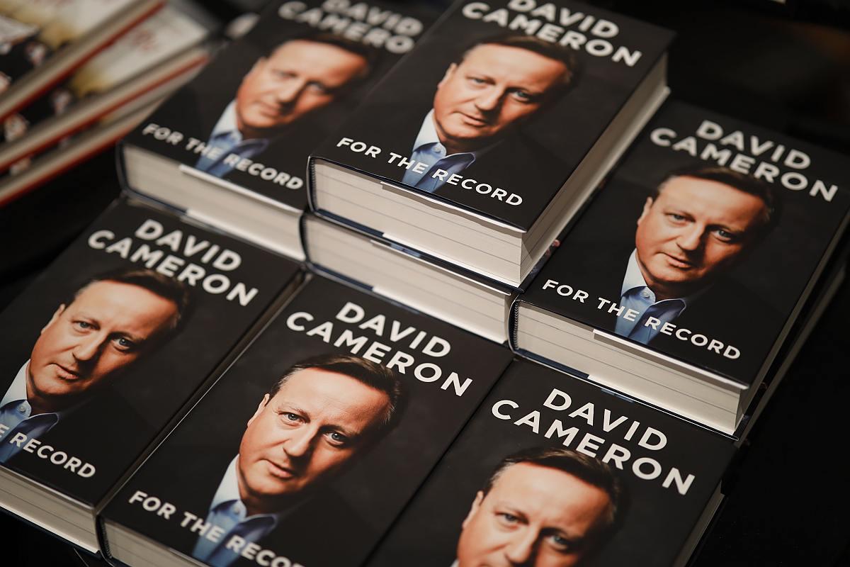 'Manmohan Singh considered military action against Pak:' David Cameron in his memoir
