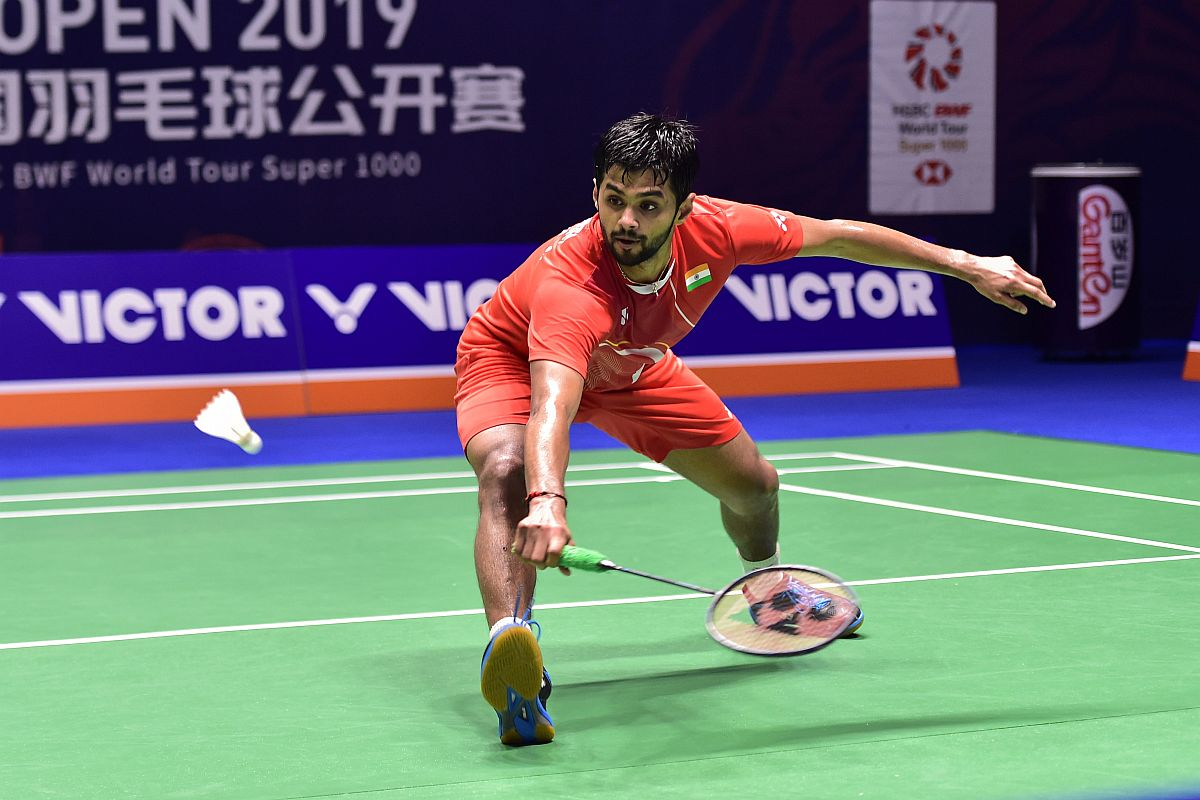 China Open 2019: Sai Praneeth loses in quarters, Indian challenge ends