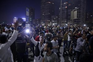 Protests break out in Egypt against Sisi regime over rising prices