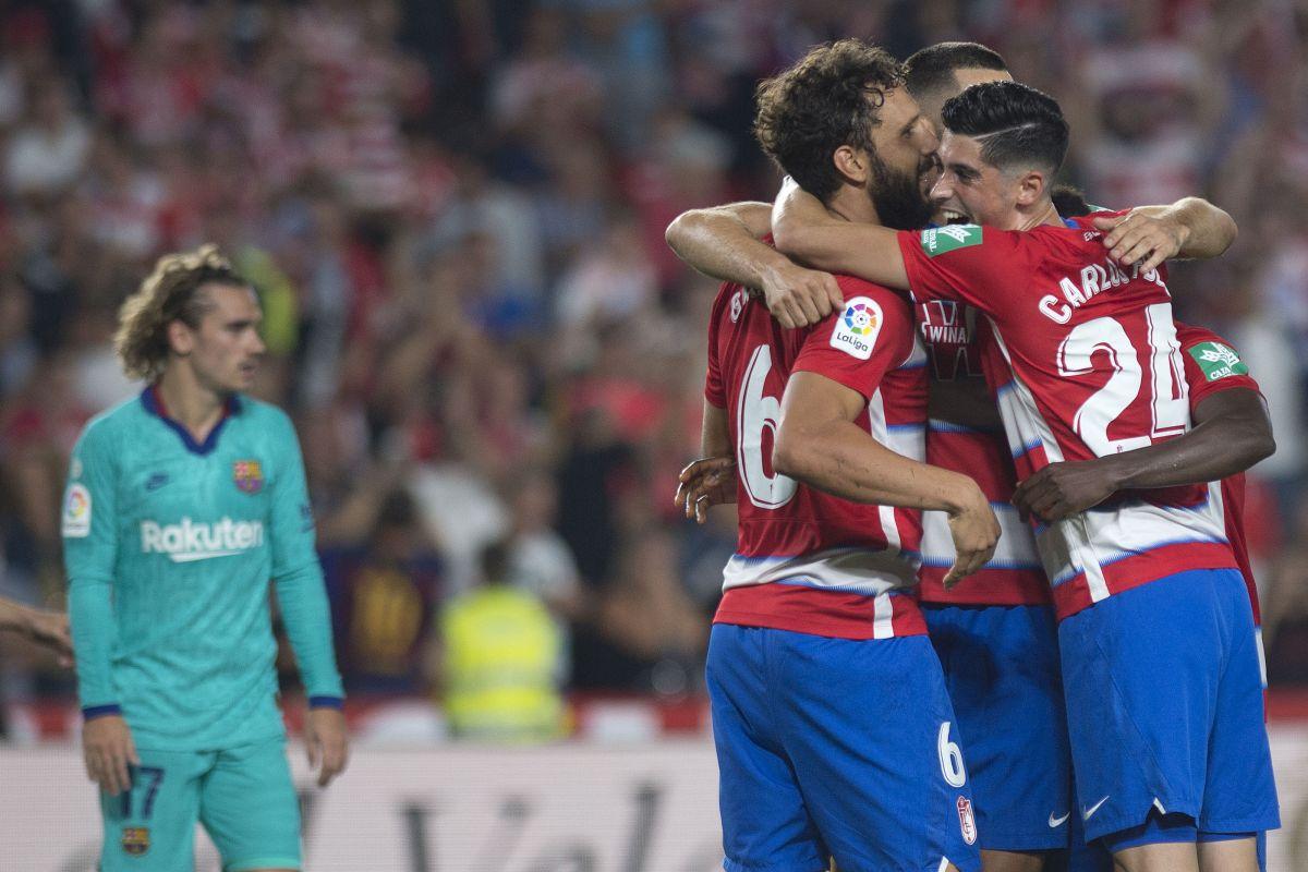La Liga 2019-20, Granada, Barcelona, Lionel Messi,