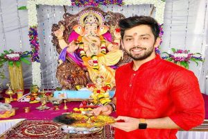Ganpati teaches us inclusion: Himansh Kohli