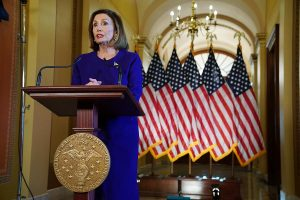 US Speaker Nancy Pelosi announces impeachment inquiry of Trump for 'betrayal of his oath of office'