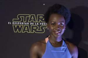 Lupita Nyong'o happy to see Hollywood turn more sensitive