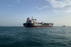 Iran releases British Oil tanker Stena Impero, legal case against ship still open