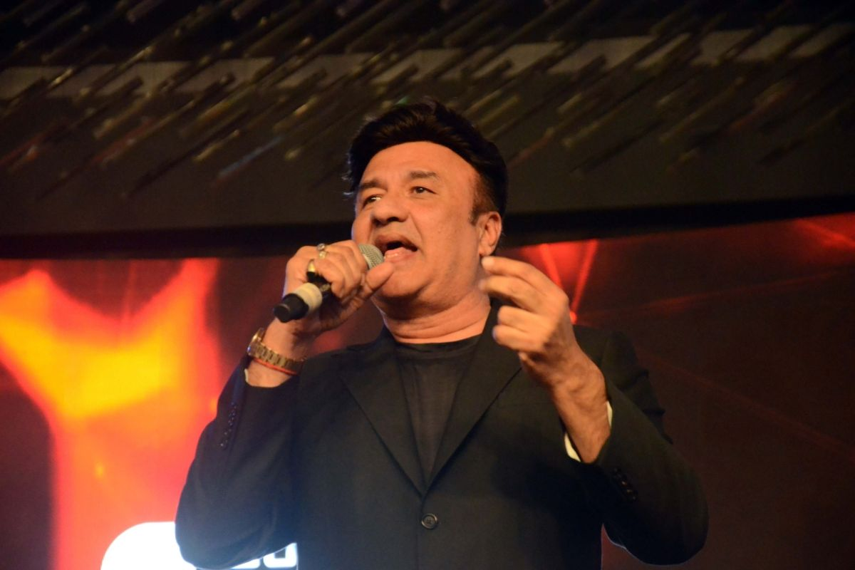 Anu Malik, showbiz, Superstar Singer, Music