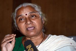 Water level of dam raised ahead of schedule for PM's birthday: Medha Patkar