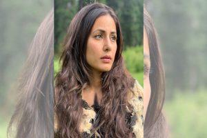Hina Khan, Adhyayan Suman get together for 'Damaged'