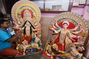 Climate protection to be major theme in this year's Durga Puja
