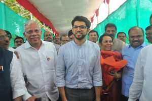 Aaditya Thackeray to make debut in Maharashtra polls from Worli: Reports