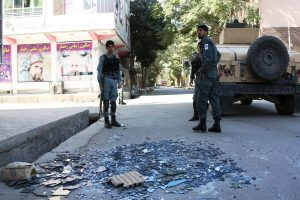 10 killed in bomb blast in Kabul, many hurt