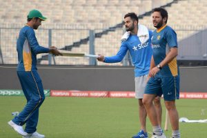 You are a great player indeed: Shahid Afridi tells Virat Kohli