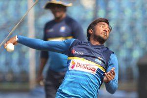 Sri Lanka bowler Akila Dananjaya banned from bowling for one year