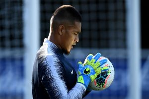 Transfer Deadline: PSG keeper Alphonse Areola moves to Real Madrid on loan