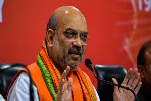 Going to UN for Kashmir was blunder: Amit Shah targets Congress