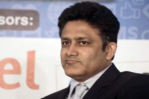 Shreyas Iyer should bat at no 4 against West Indies in ODIs: Anil Kumble