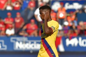 Ansu Fati becomes youngest ever FC Barcelona goalscorer in La Liga
