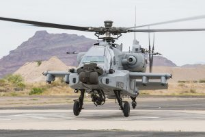 8 US-made Apache attack helicopters join IAF fleet at Pathankot Air Base