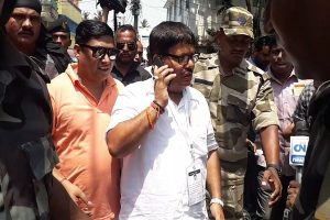 Bengal BJP calls 12-hour bandh to protest attack on MP Arjun Singh