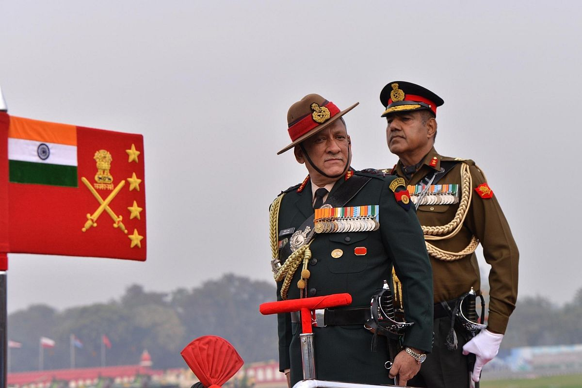 'Ready to retrieve PoK if Govt wants': Army Chief Bipin Rawat