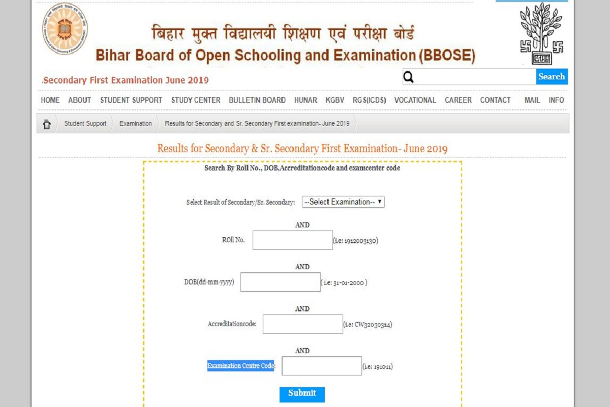 Bihar BBOSE results 2019: Class 10, 12 results declared at bbose.org, direct link available here