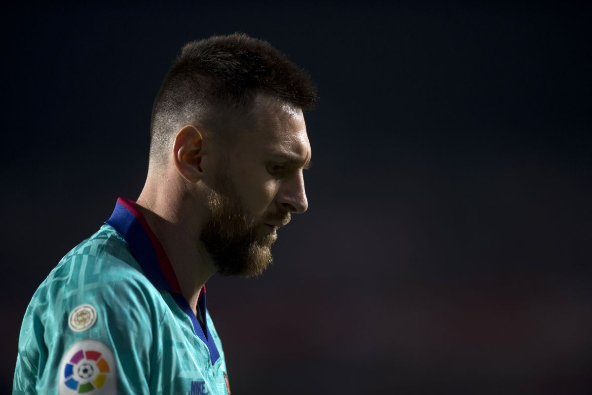 Lionel Messi Asks Barcelona To Remove Ernesto Valverde As Manager Wants Xavi Instead Reports