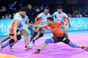 PKL 7: Bengal Warriors pip U Mumba 29-26; Haryana Steelers-Jaipur Pink Panthers end in a tie