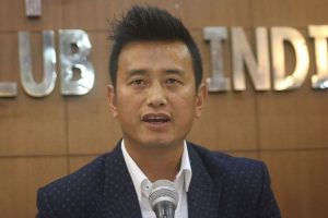 Drawing match against Qatar is a big achievement: Bhaichung Bhutia
