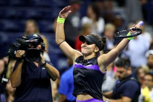 Dreamt of this moment since I was a kid: Bianca Andreescu after reaching maiden Grand Slam final