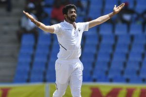 Jasprit Bumrah becomes third Indian bowler to bag hat-trick in Test cricket