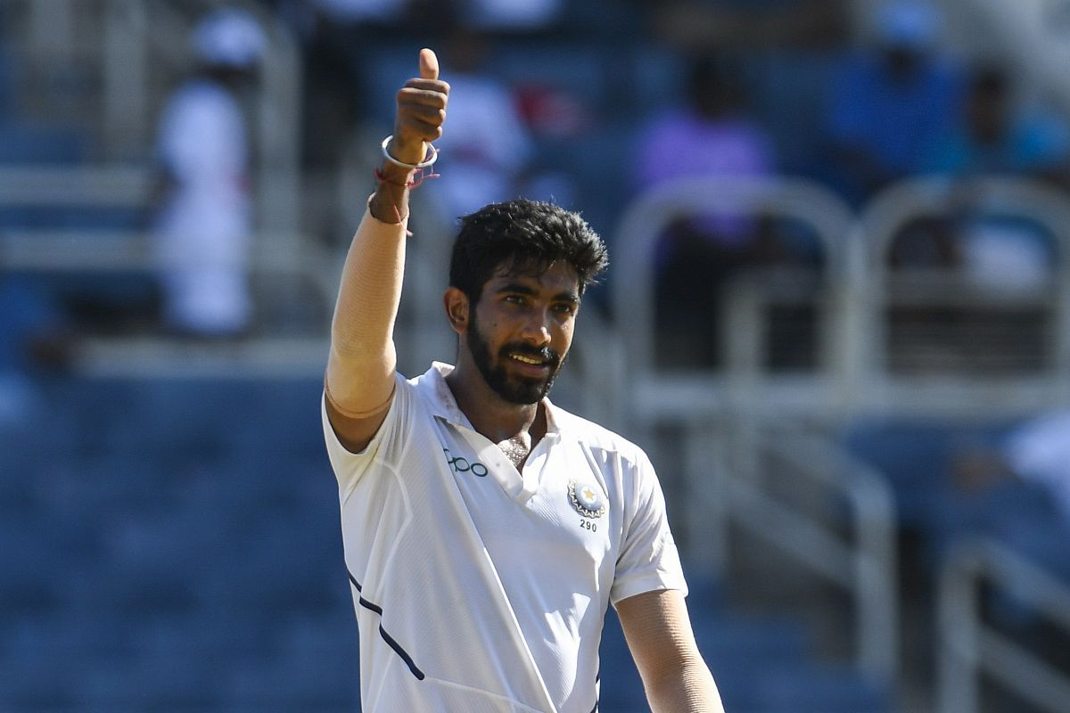 'Seas the day': Jasprit Bumrah's message after T20I series win