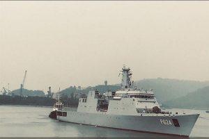 India, Sri Lanka begin SLINEX 2019, joint naval military drill in Bay of Bengal