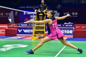 China Open 2019: Carolina Marin beats He Bing Jiao to reach semifinal