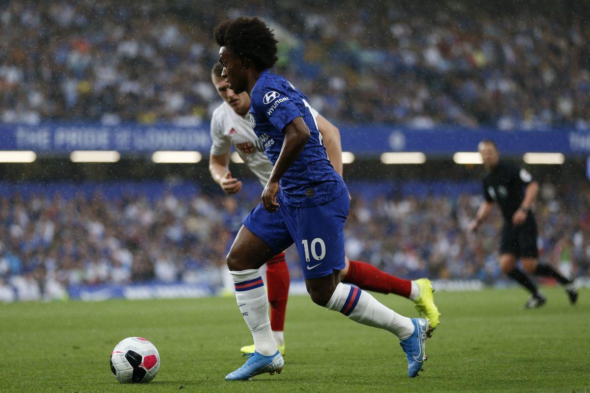 Chelsea, Nike, Premier League, London, Football, Jersey