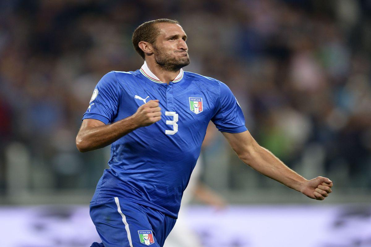 Giorgio Chiellini, Juventus, Serie A, Roma, UEFA Champions League