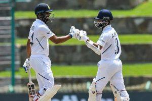 Ind vs WI 2nd Test Day 3: Ajinkya Rahane, Hanuma Vihari put India in driver's seat