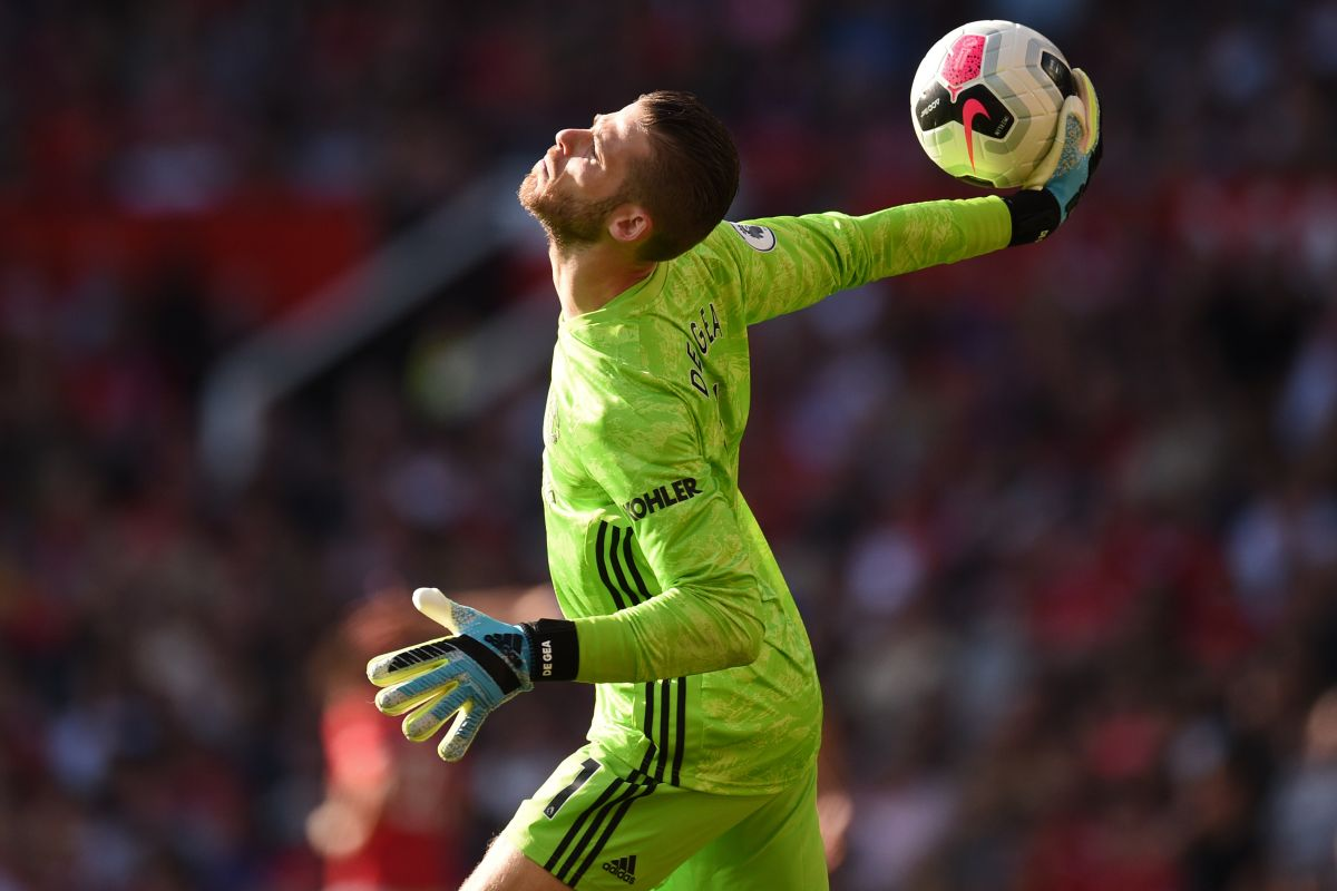 David de Gea, Manchester United, Premier League, UEFA Europa League, West Ham United