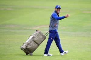 Watch | MS Dhoni relives school days, shares video of gully cricket