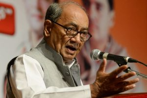 MP: Minister in a letter claims Digvijaya trying to destabilise govt