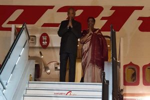 President Ram Nath Kovind leaves for three-nation tour to 'boost bilateral relations'